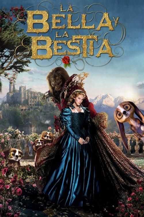 La bella y la bestia (2014) pelicula completa en español online