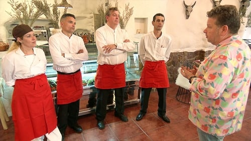 Pesadilla en la cocina España - 7x02