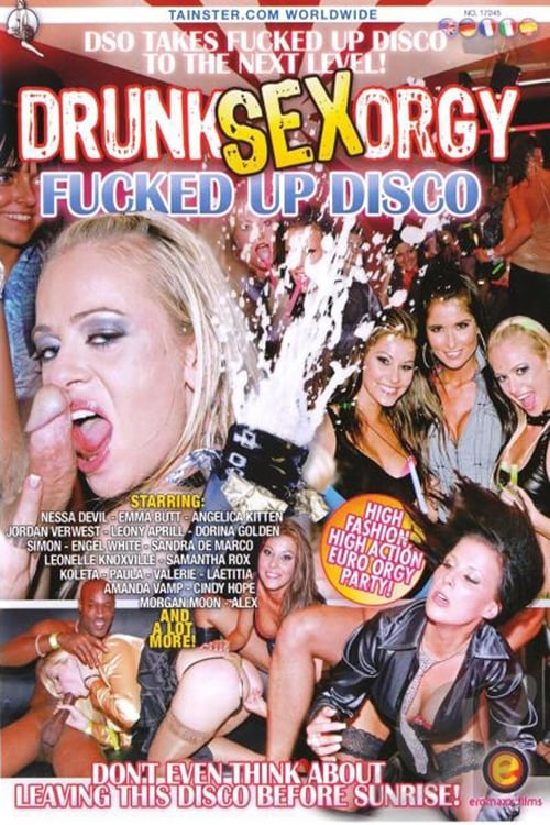 Drunk Sex Orgy: Fucked Up Disco