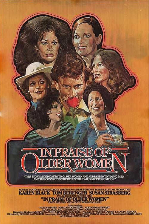 In Praise Of Older Women 1978 - Cast  Crew  The Movie -3423