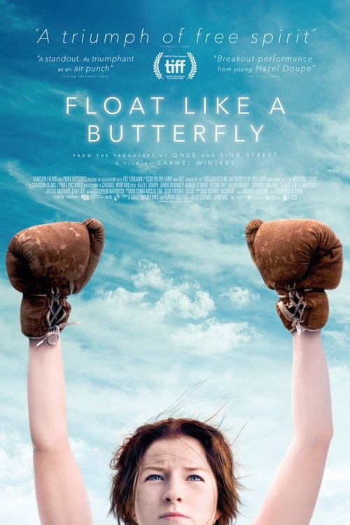 Float Like a Butterfly Poster