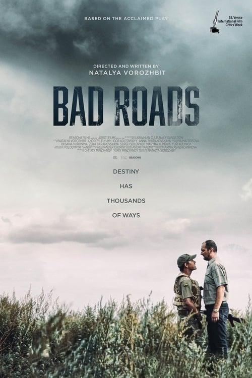 Bad Roads (2021) Poster