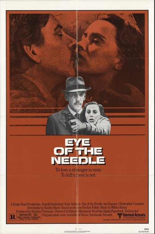 Download Eye of the Needle (1981) Movie Free Online