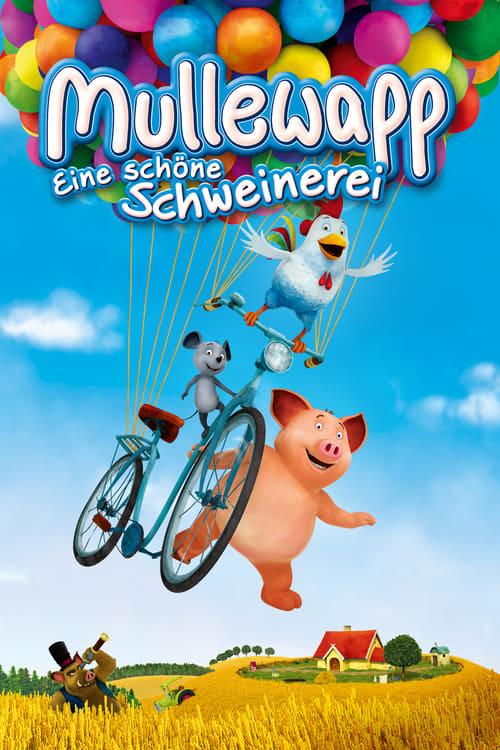 Katso Elokuva Mullewapp - Eine schöne Schweinerei Hyvälaatuisena Ilmaiseksi