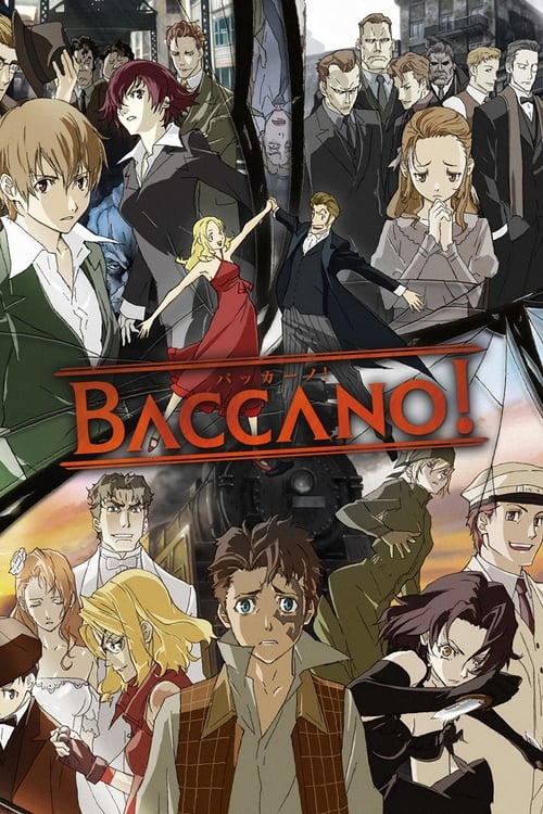 Baccano!-Azwaad Movie Database
