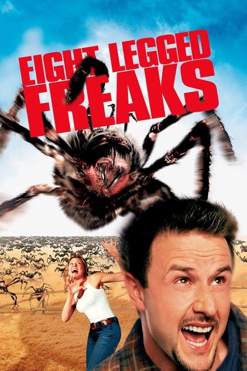 Eight Legged Freaks film en streaming