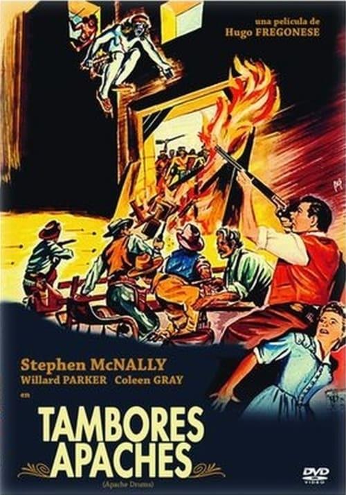 Película Tambores apaches Gratis En Español