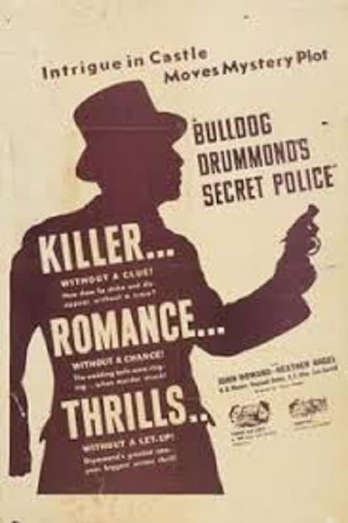 Assistir Bulldog Drummond's Secret Police Grátis Em Português