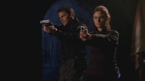 Bones: Season 1 – Episod The Woman in the Tunnel
