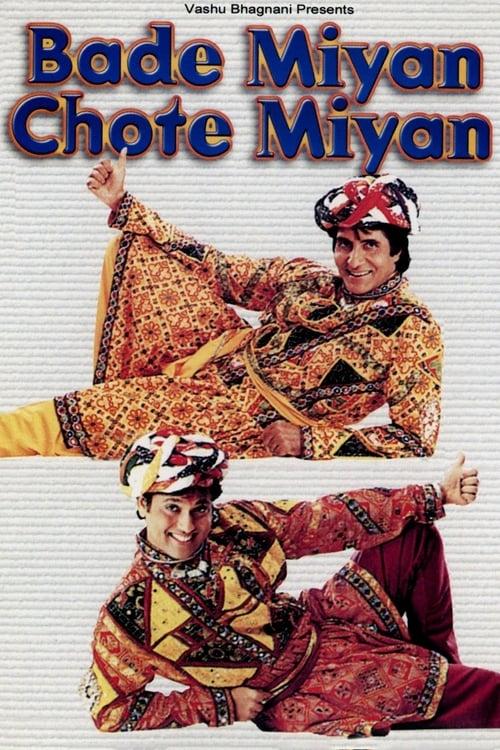 Bade Miyan Chote Miyan pelicula completa