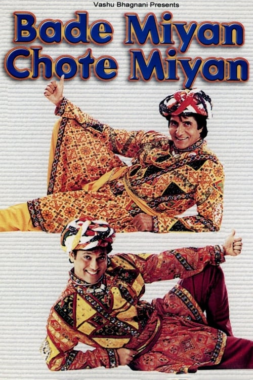 Bade Miyan Chote Miyan (1998) Poster