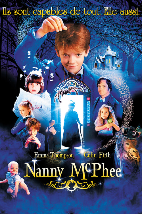 Regardez ஜ Nanny McPhee Film en Streaming VF