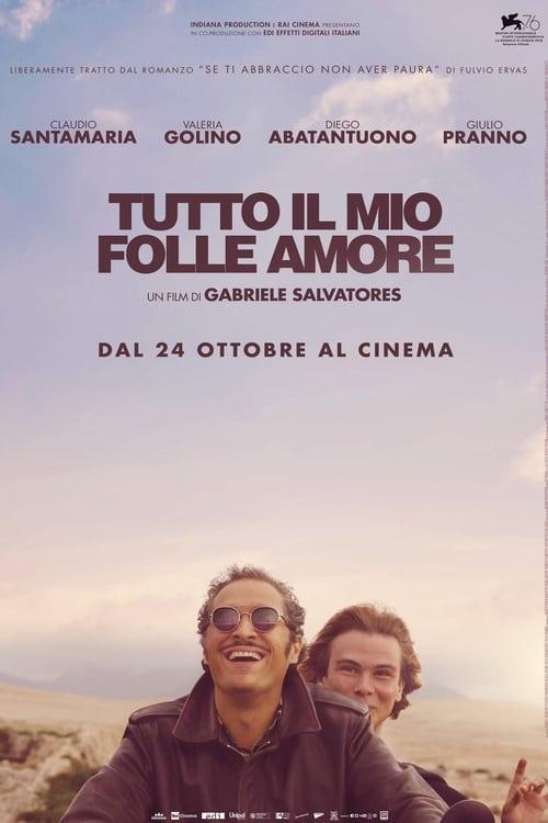 Sledujte Film Tutto il mio folle amore V Dobré Kvalitě Hd 1080p