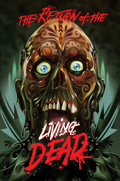 Streaming The Return of the Living Dead (1985) Full Movie