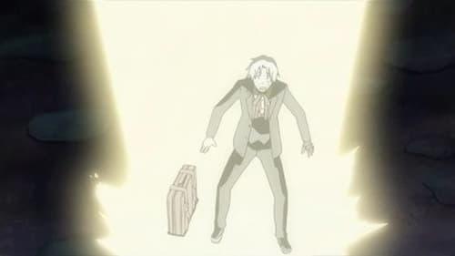 Poster della serie D.Gray-man