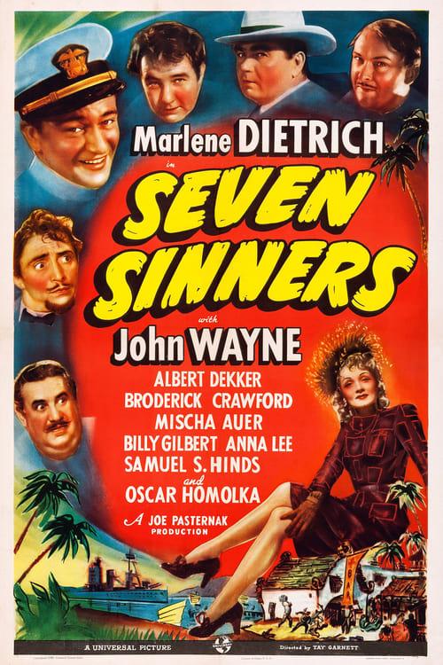 La taverna dei sette peccati (1940)