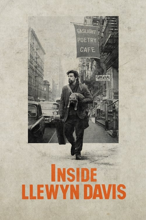 Largescale poster for Inside Llewyn Davis