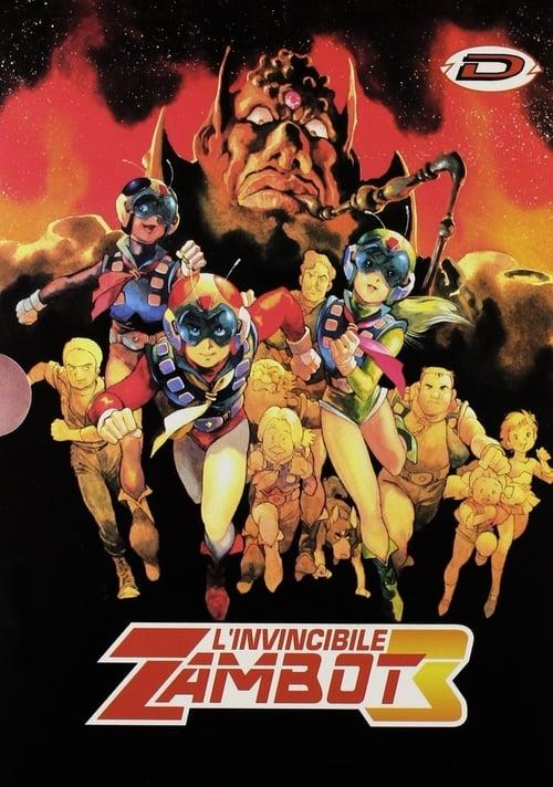 Super Machine Zambot 3 (1977)
