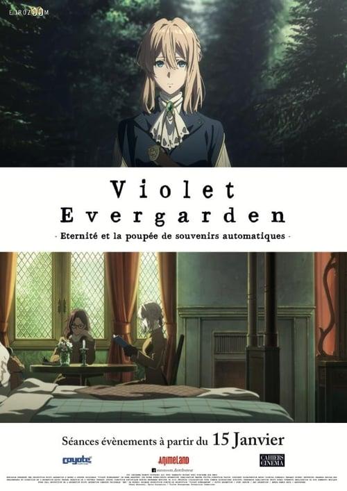 ★ Violet Evergarden : Éternité et la Poupée de Souvenirs Automatiques (2019) Streaming HD FR