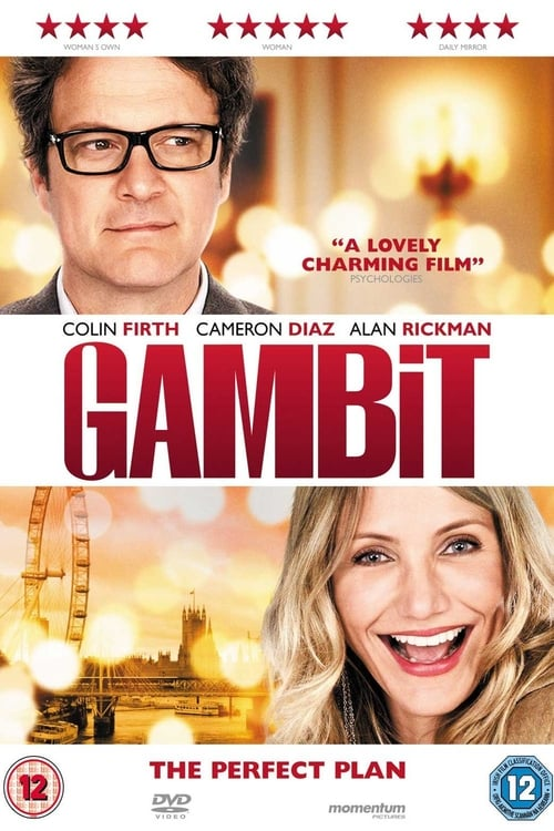Watch Gambit (2012) Full Movie