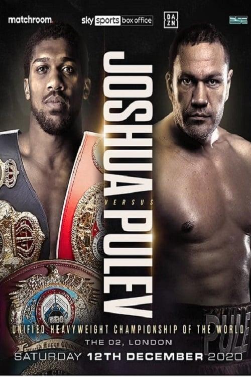 Anthony Joshua vs Kubrat Pulev (2020)