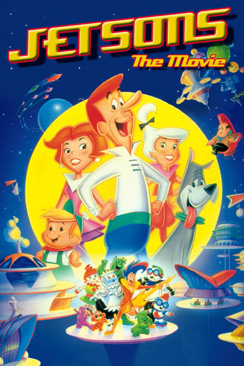 Largescale poster for Jetsons: The Movie