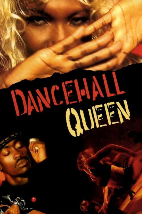 Dancehall Queen - Poster