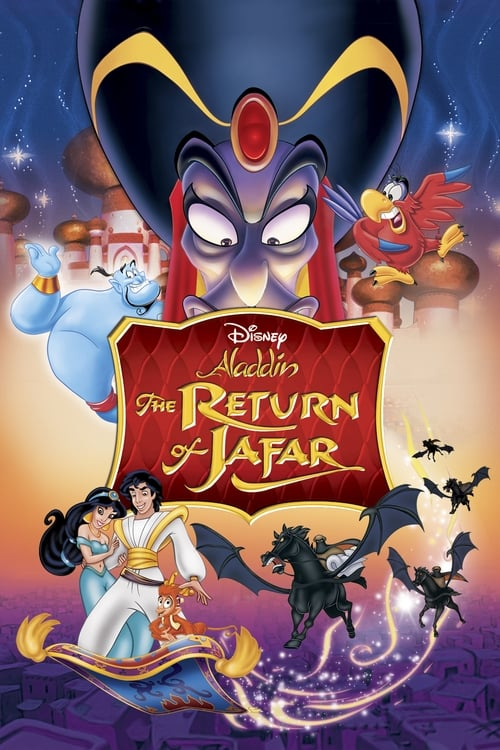 Largescale poster for The Return of Jafar