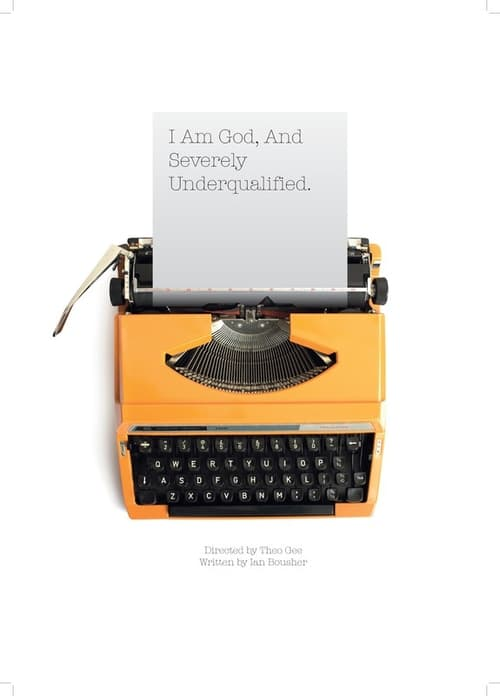 I Am God and Severely Underqualified (1969)