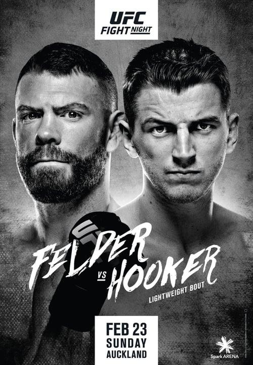 UFC Fight Night 168: Felder vs Hooker HD