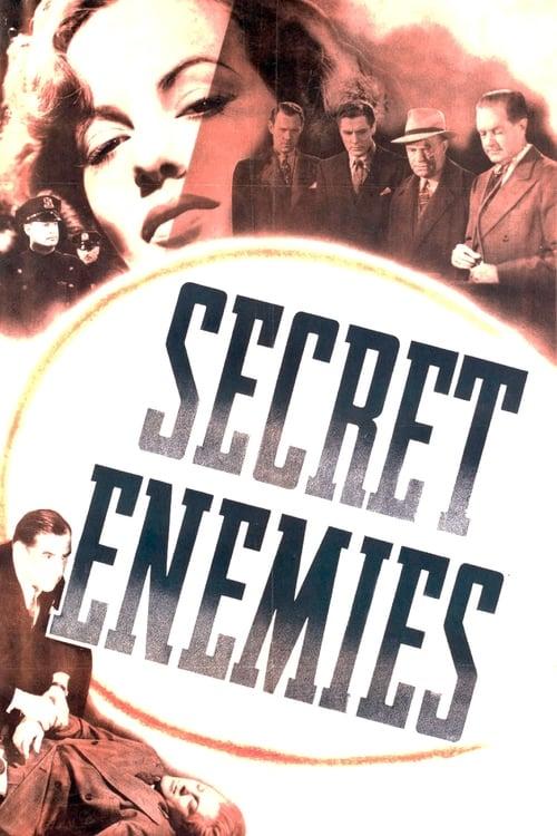 Secret Enemies (1942)