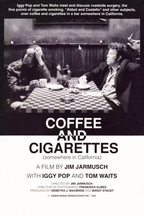 Film Coffee and Cigarettes III Online Zdarma