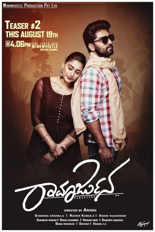 Ramarjuna (2021) Poster