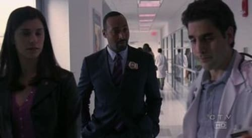 Law & Order: Season 17 – Épisode Remains of the Day