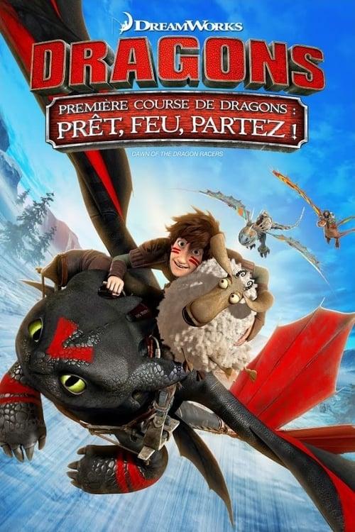 Voir Dragons : Première course de dragons - Prêt, feu, partez ! (2014) streaming fr
