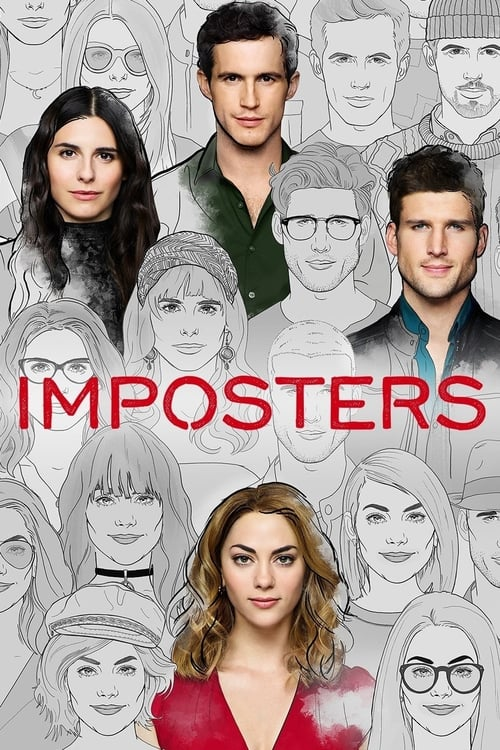 Imposters Season 1 Episode 9