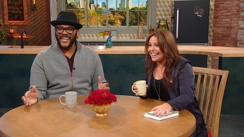 Rachael Ray - Season 13 - Episode 103: Tyler Perry is hanging with Rach today