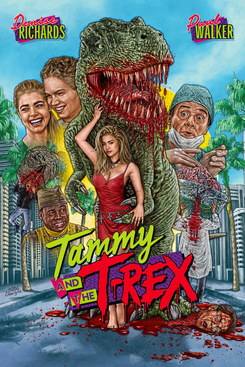 Mira Tammy and the T-Rex En Buena Calidad Hd