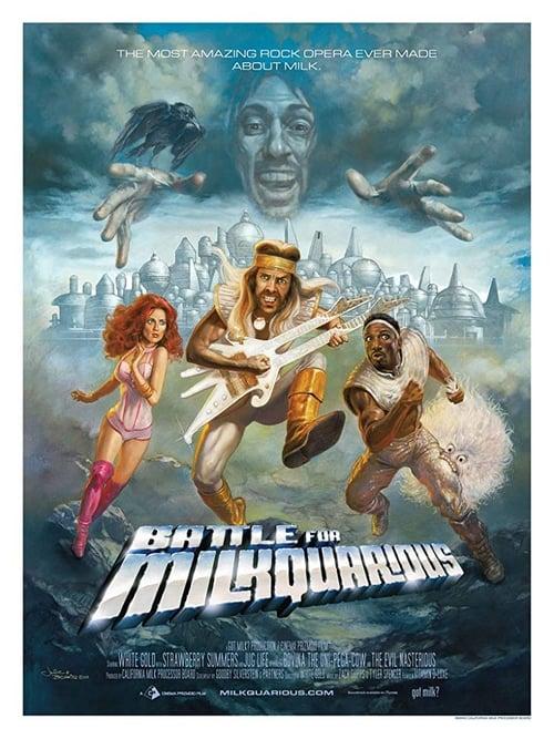 Battle for Milkquarious poster