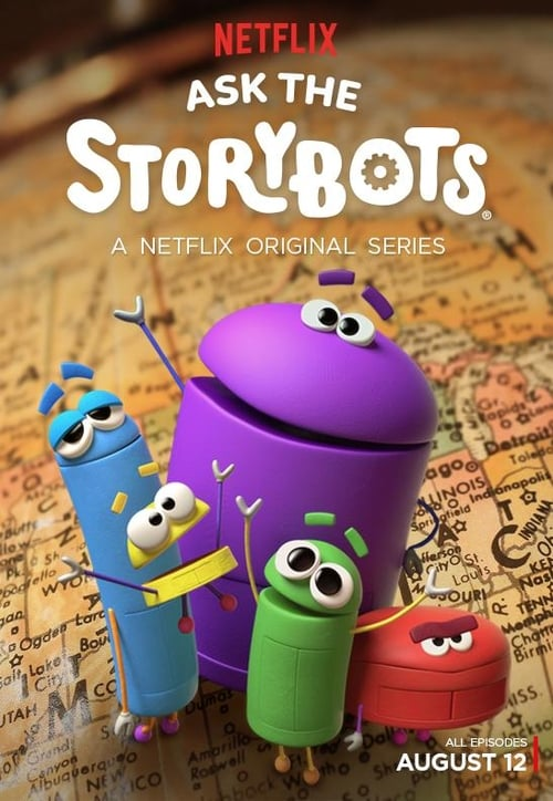 Banner of Ask the Storybots