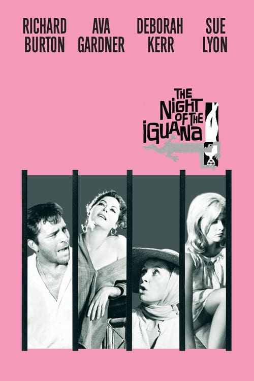 Assistir Filme The Night of the Iguana Completo