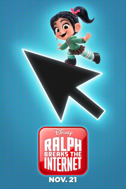 Ralph Breaks the Internet Looking