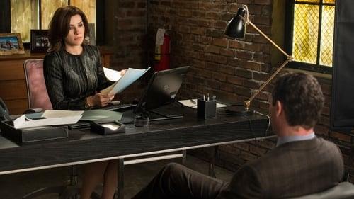 The Good Wife - Season 5 - Episode 10: The Decision Tree