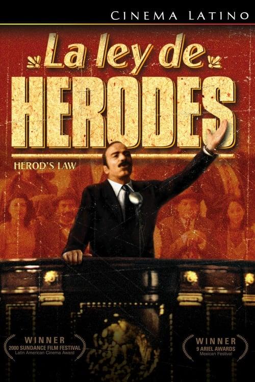 Assistir Filme La ley de Herodes Em Boa Qualidade Hd