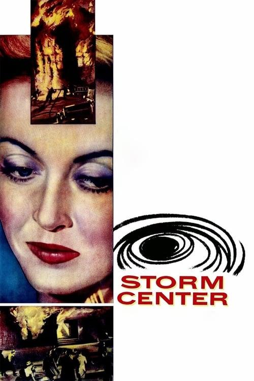 Al centro dell'uragano (1956)