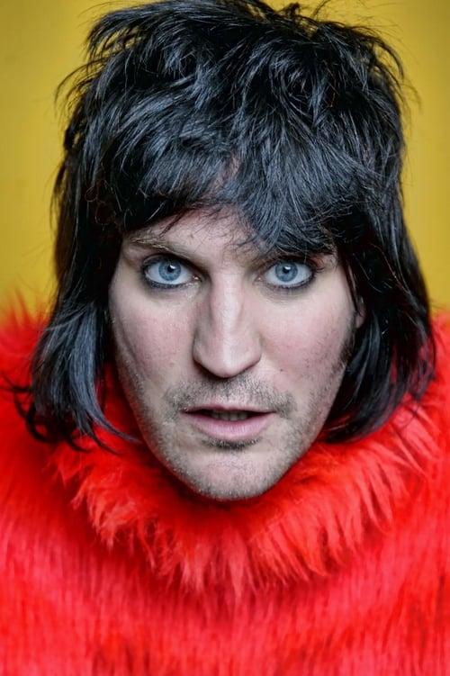 Kép: Noel Fielding színész profilképe