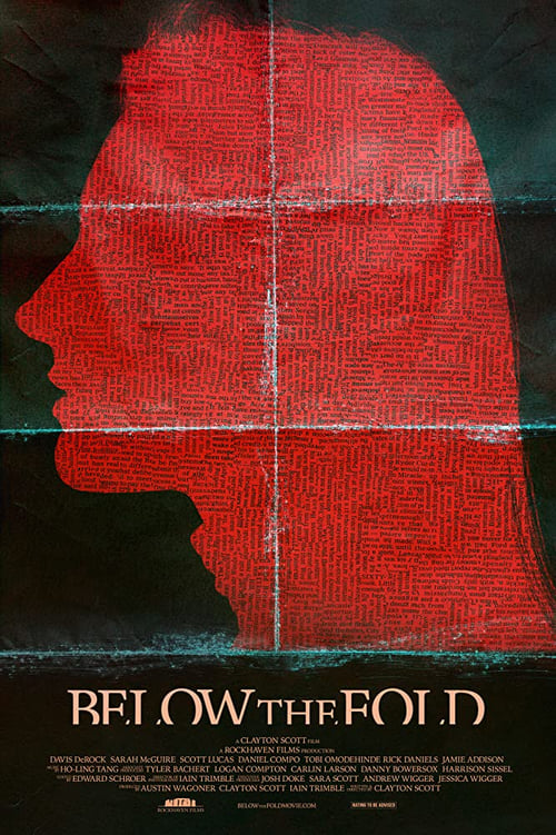 Below the Fold (2021) Poster