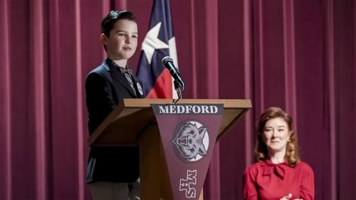 Young Sheldon: Season 2 – Episode A Political Campaign and a Candy Land Cheater