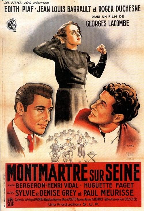 Película Montmartre sur Seine En Buena Calidad Hd 720p