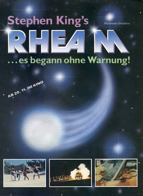 Rhea M Stream